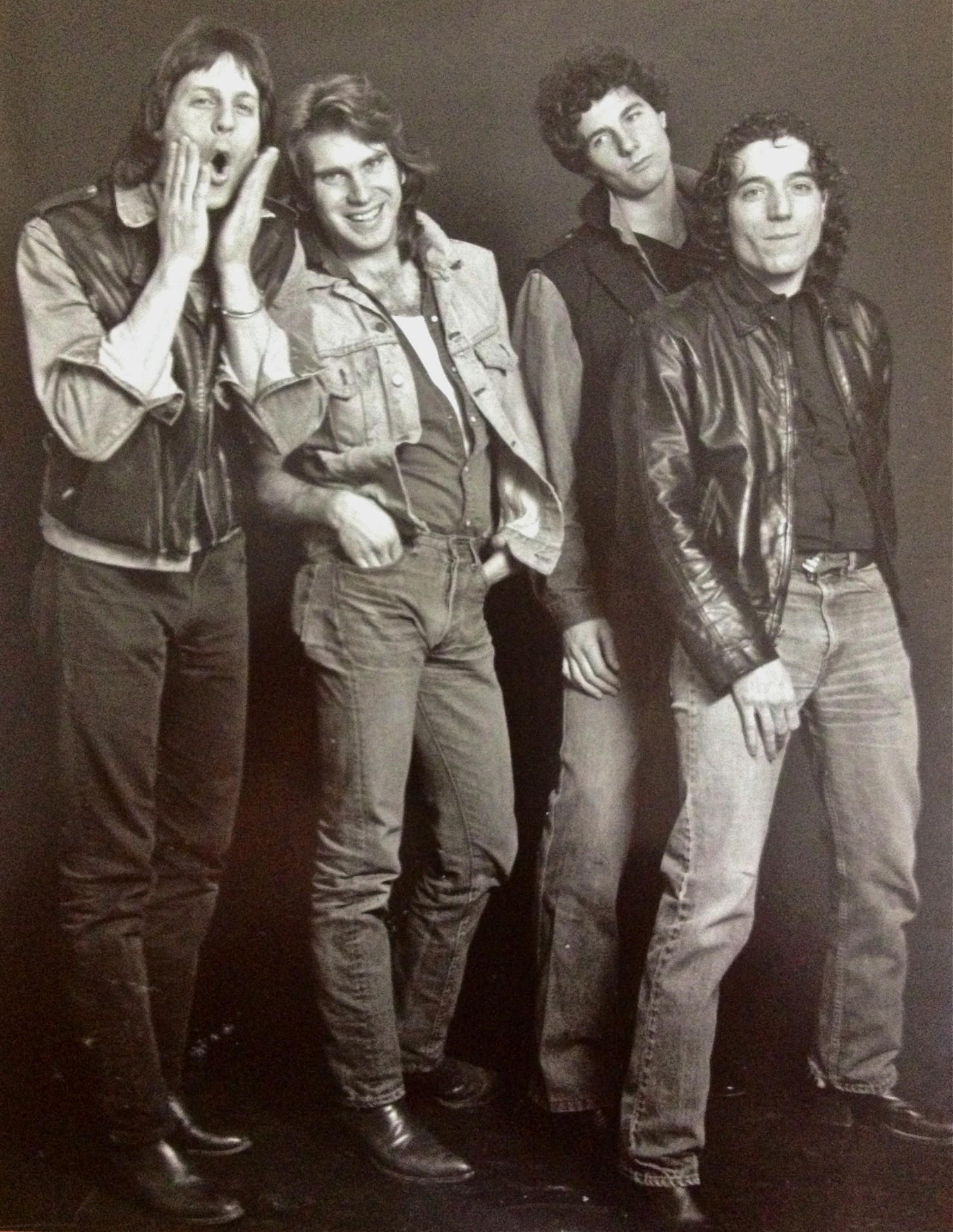 Troy & the Tornados