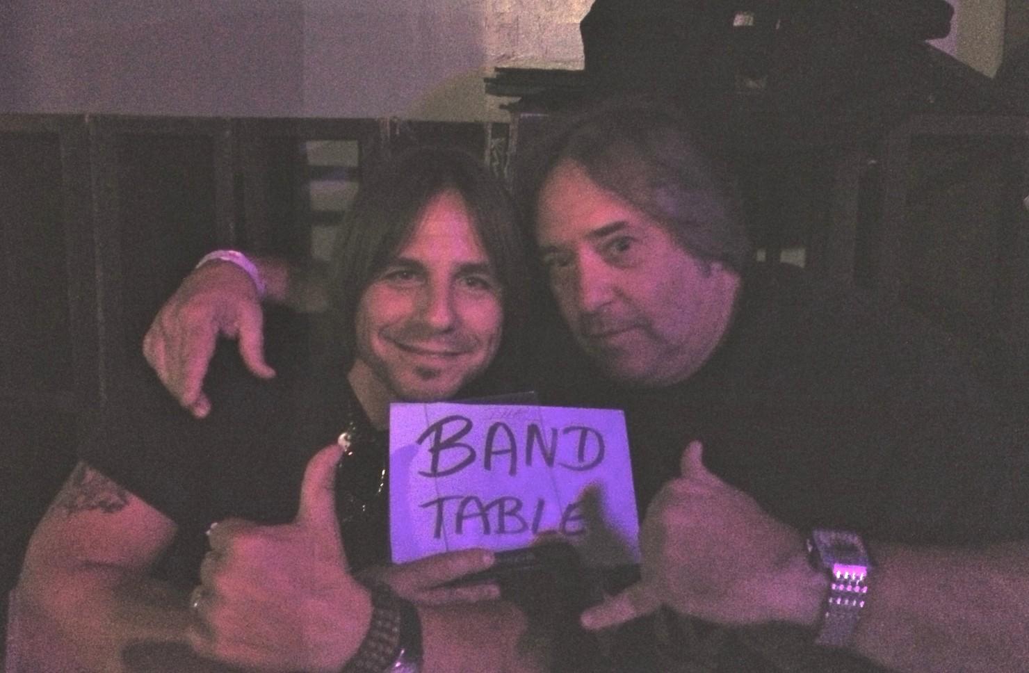 Roger & Deman .. VIPs