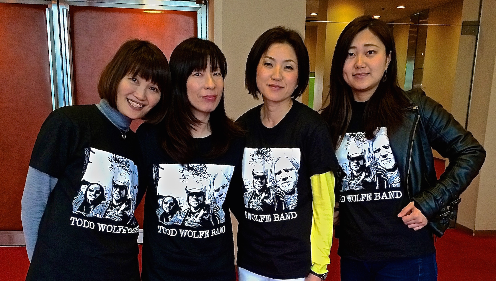 Beautiful and nice tees! • Japan April 2014