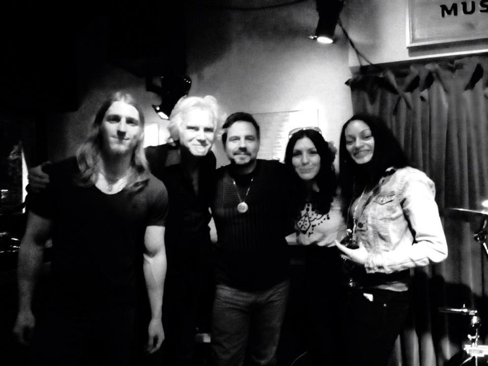 TWB with Dani & Will Wilde - Hamburg