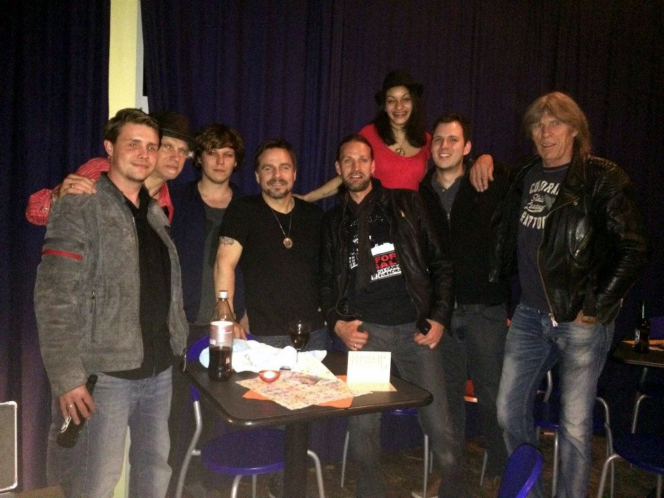 TWB with The Dave Weth Band - Germany