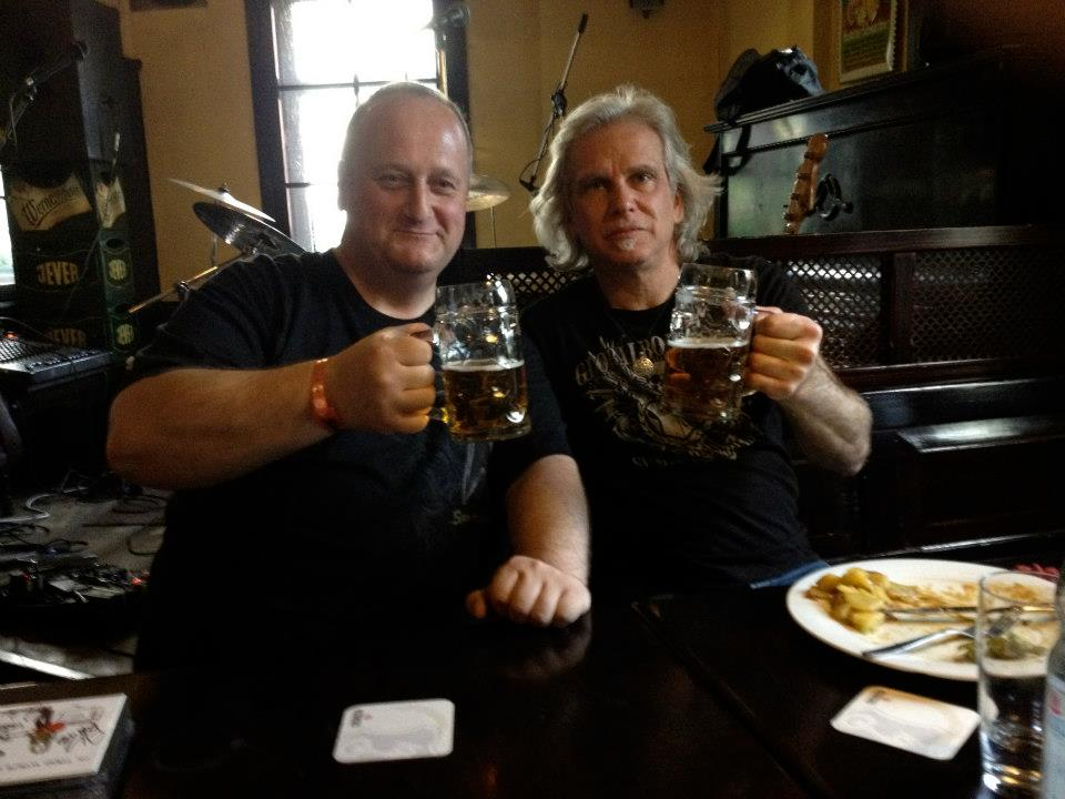 Prost, our friend Thoralf - Germany