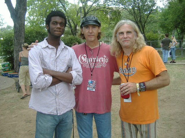 Gary Clark Jr., Alan & Todd • Red, White & Blues Fest. Austin, TX