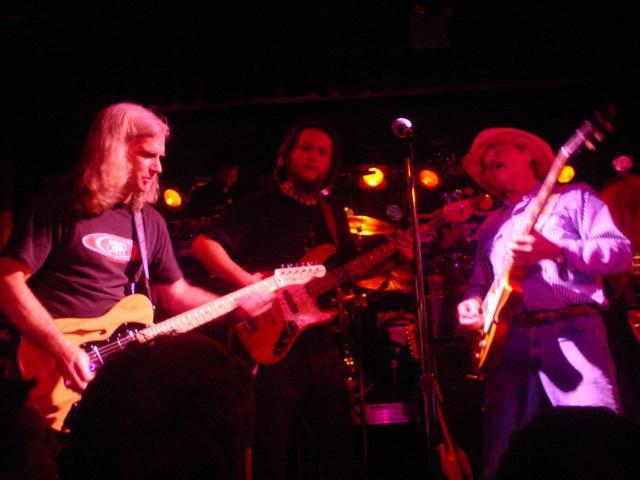 Todd, Pedro & Dickey Betts